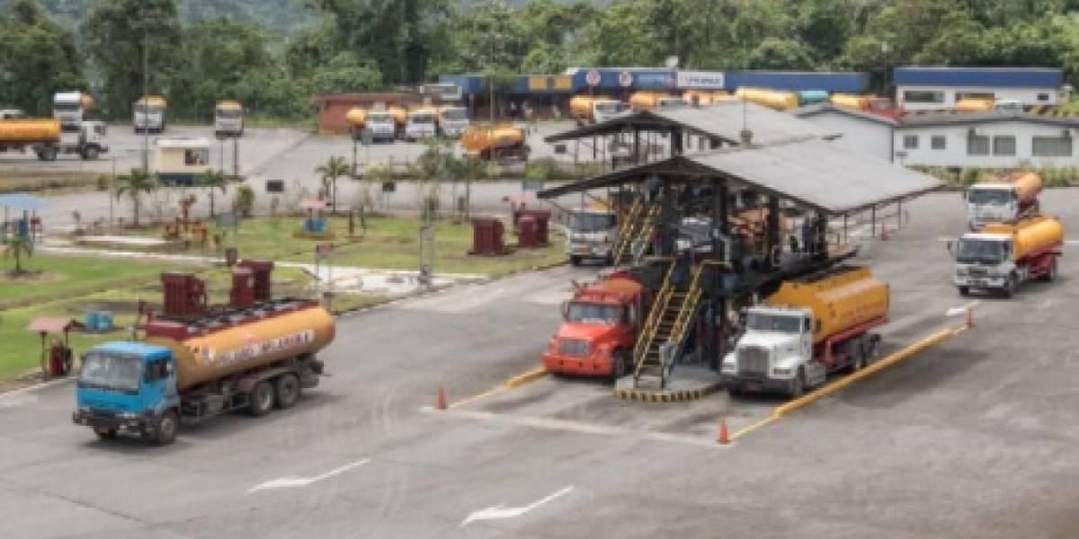Petroecuador desmiente rumores sobre desabastecimiento de combustibles