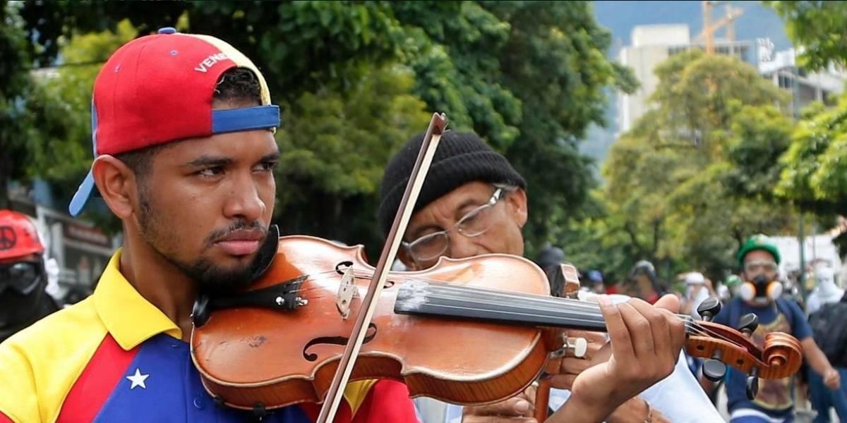 Liberado el violinista Wuilly Arteaga en Venezuela