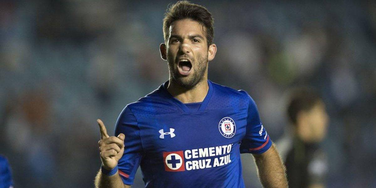 Cauteruccio da primer triunfo al Cruz Azul en la Copa MX