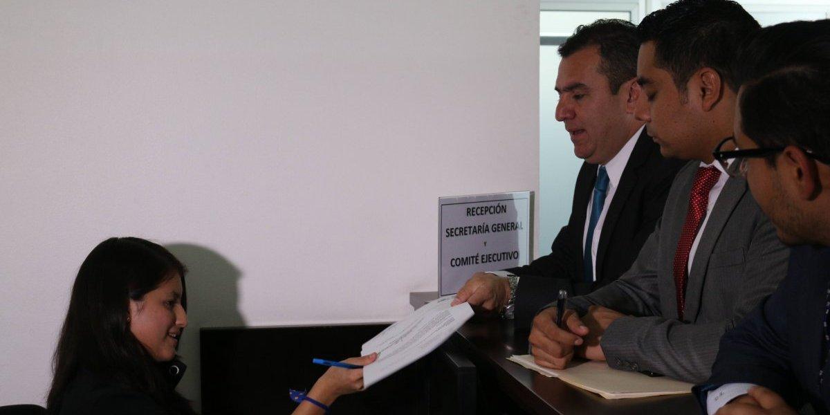 CDAG  tiene en manos la renuncia de la Comisión Normalizadora