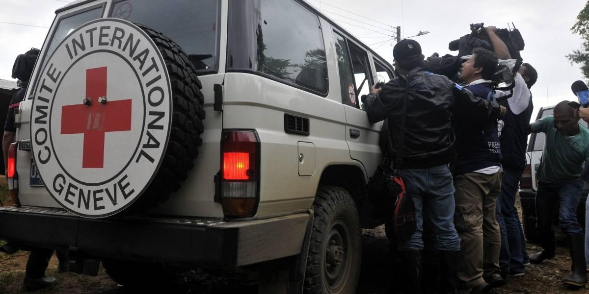 Cruz Roja confirma que Farc entregaron a 24 menores que estaban en sus filas