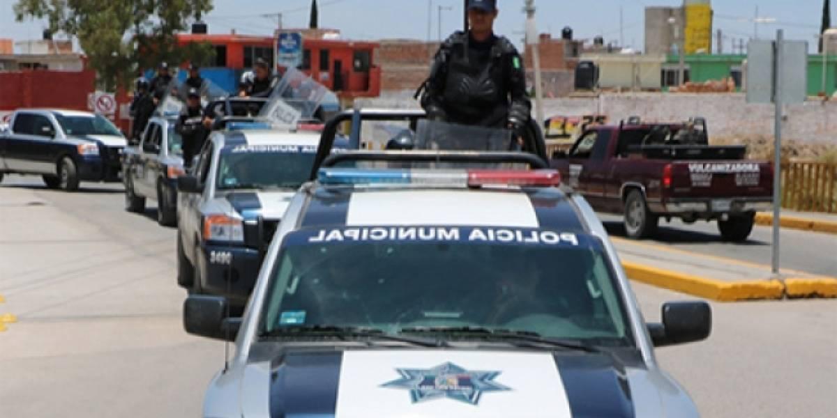 Autoridades de Michoacán trasladan a mandos y policías de Sahuayo a la PGJ
