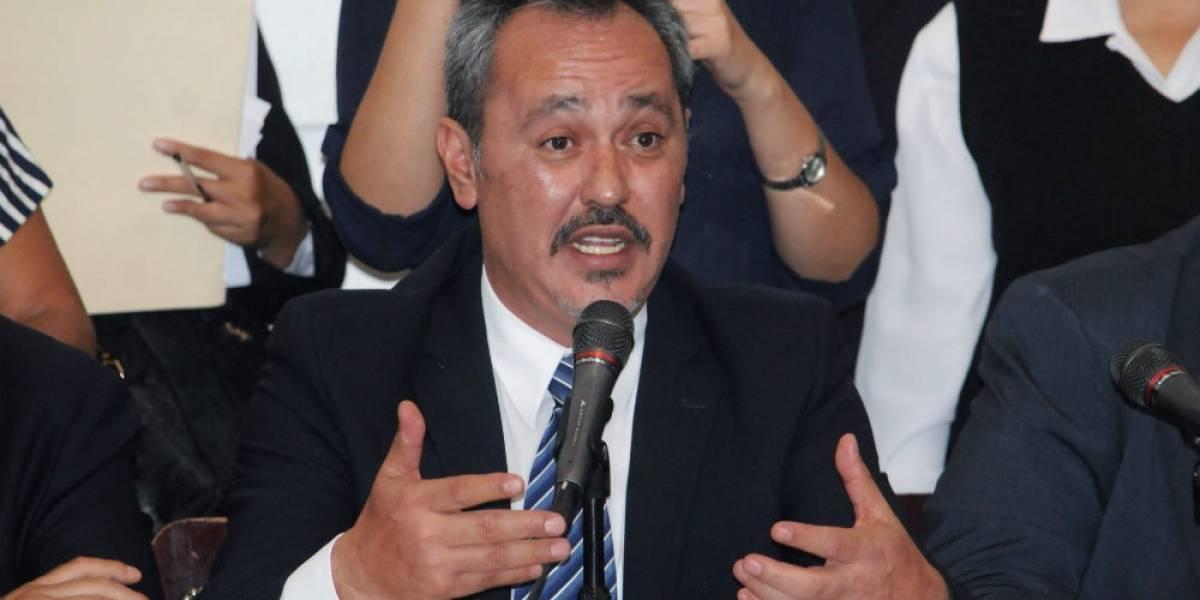 ALDF prepara destitución de delegado de Tláhuac