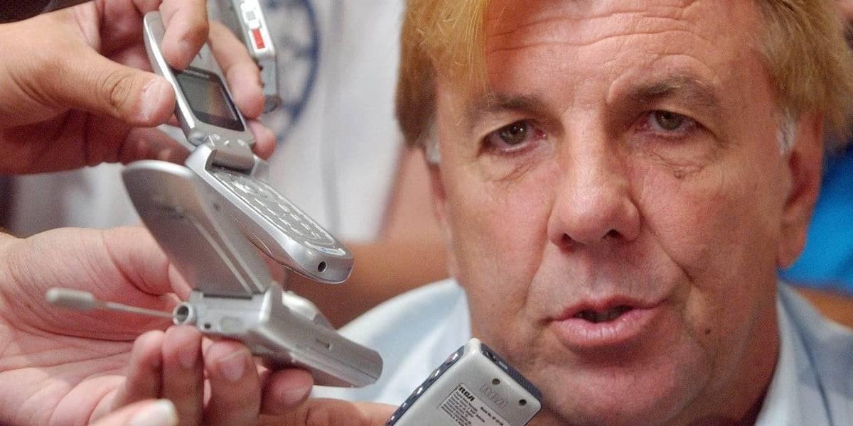 Argentino 'Mostaza' Merlo duró poco y renunció a Fuerza Amarilla