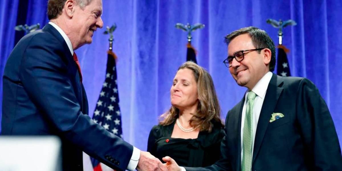 Expandir el comercio, prioridad en renegociación del TLCAN: Guajardo