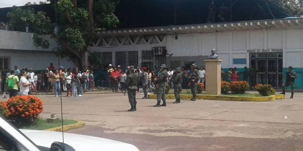 Al menos 37 muertos y 14 heridos deja motín en penal de Venezuela