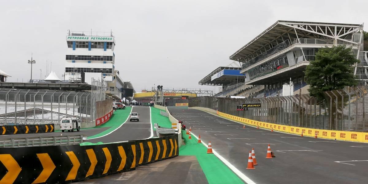 Espaço para público do GP do Brasil terá simuladores de corrida