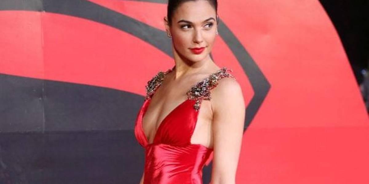 Gal Gadot, 'Wonder Woman', y su sexy baile