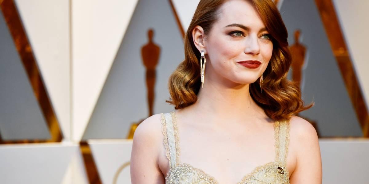 Emma Stone es la actriz mejor pagada del año