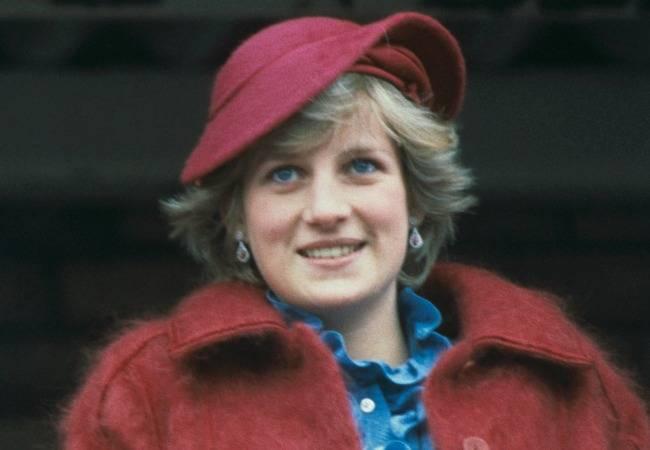 Princesa Diana, Lady Di