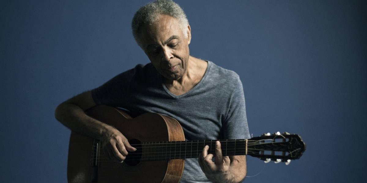 Arquivados há mais de 4 décadas, registros ao vivo de Gilberto Gil vêm à luz