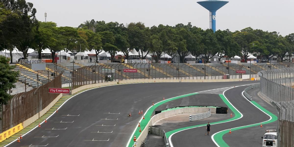 Após tentativa de roubo, Pirelli cancela testes em Interlagos
