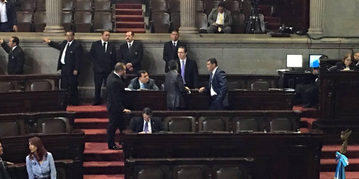 """""""Ley antimaras"""" se encamina en el Congreso tras ataques en el Roosevelt"""
