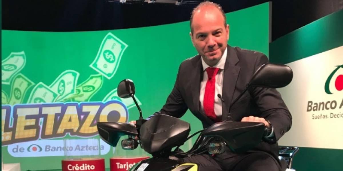 Luis García sostiene acalorada discusión con ex conductor de Venga La Alegría