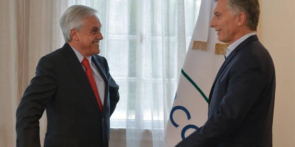 Argentina: Macri se somete a cirugía y vuelve a sus funciones en tiempo récord para recibir a Piñera