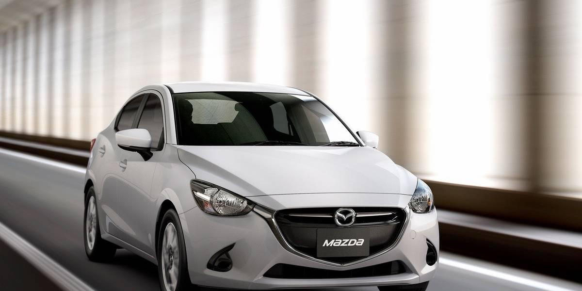 Mazda2 ya tiene en Chile su variante sedán