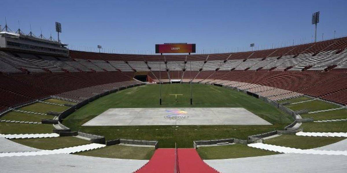 Revelan lista de los posibles estadios del Mundial 2026