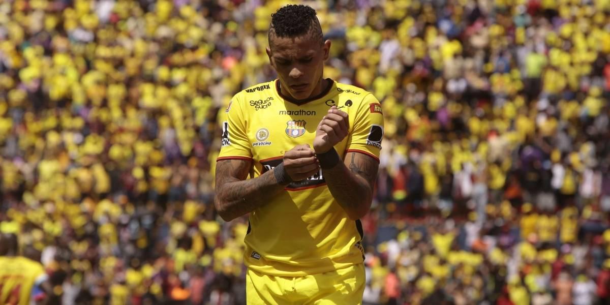 Jonathan Álvez podría salir de Barcelona SC