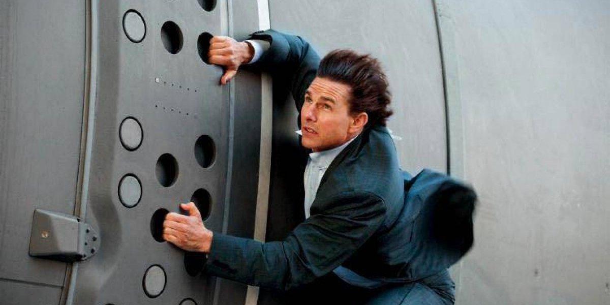Lesiones de Tom Cruise le impiden seguir las grabaciones de Misión Imposible