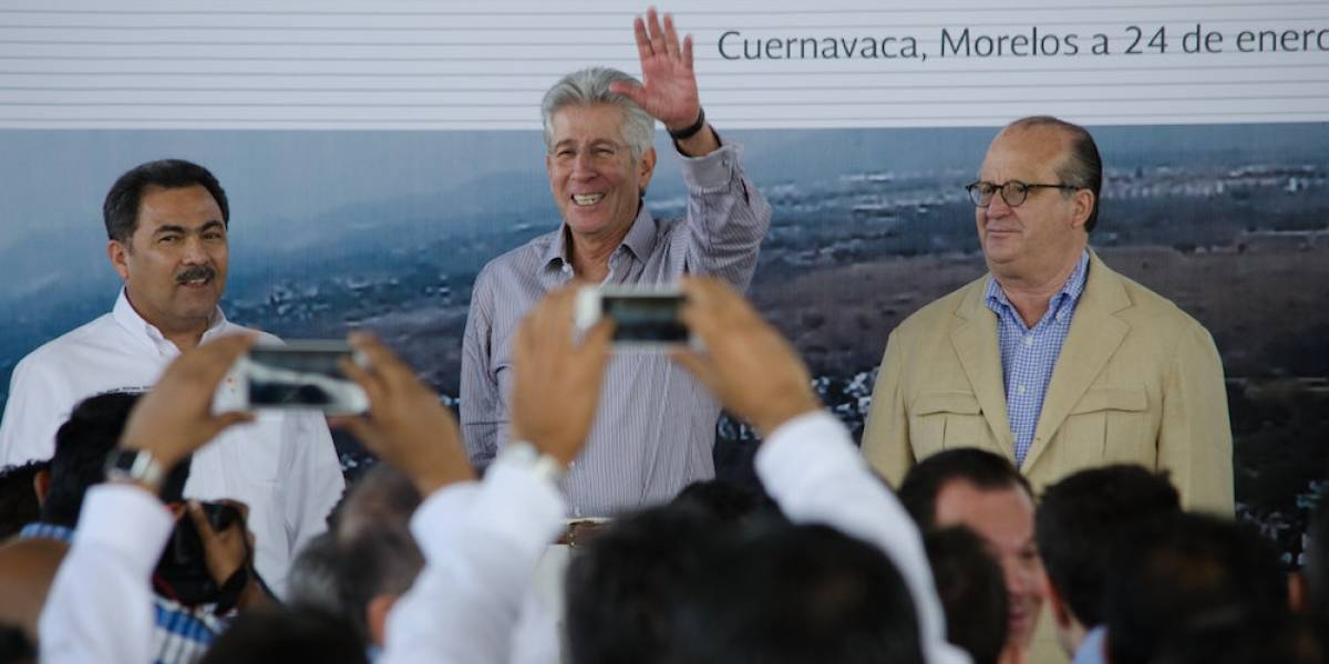 Ruiz Esparza y Graco comparecerán ante el Senado la próxima semana