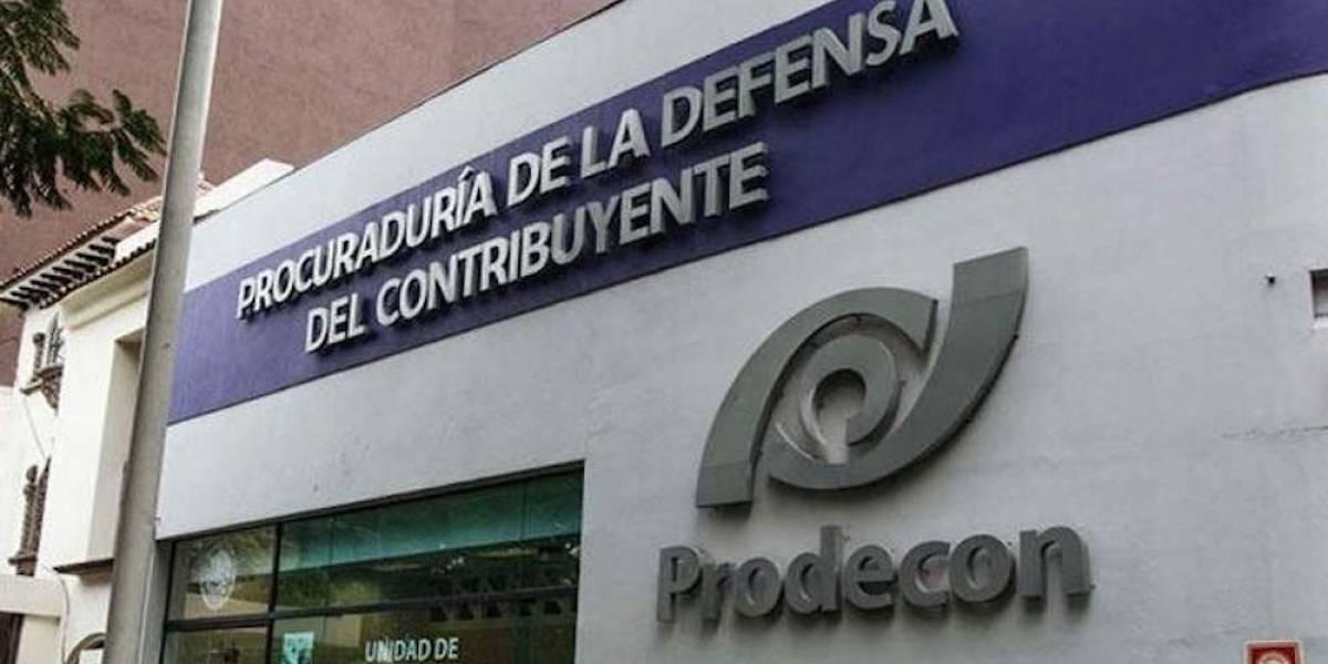 8 de cada 10 quejas a Prodecon se resuelven a favor del contribuyente