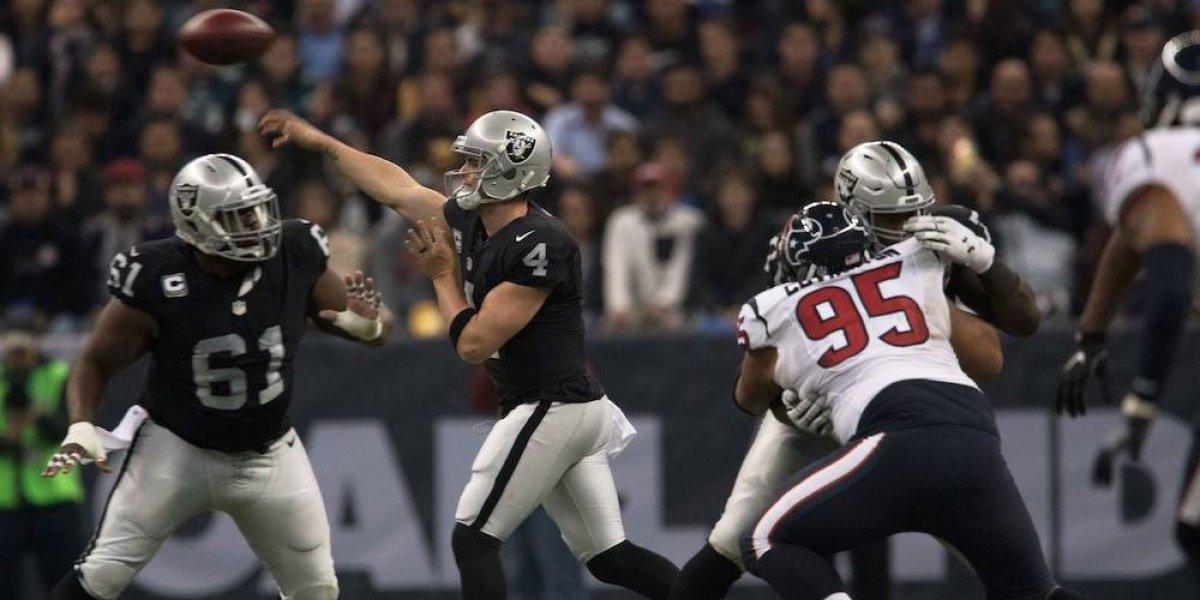 Un éxito, la venta de boletos para Patriotas vs Raiders en México