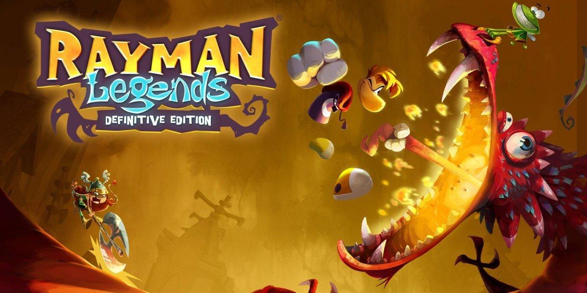 Demo de Rayman Legends ya está disponible para Nintendo Switch