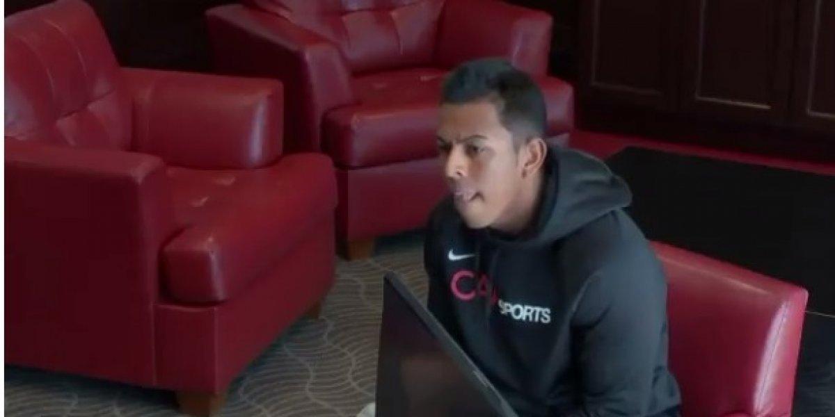 Publican video del despido de jugador mexicano con los Bucaneros