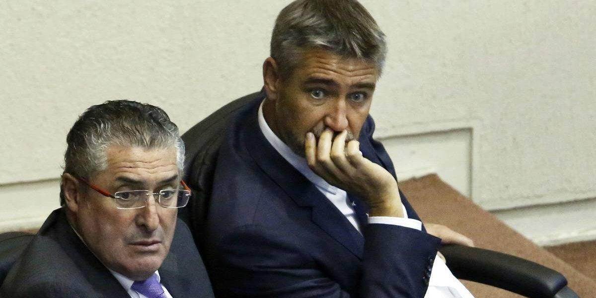 Caso SQM: Hoy formalizan a los senadores Fulvio Rossi y Jorge Pizarro