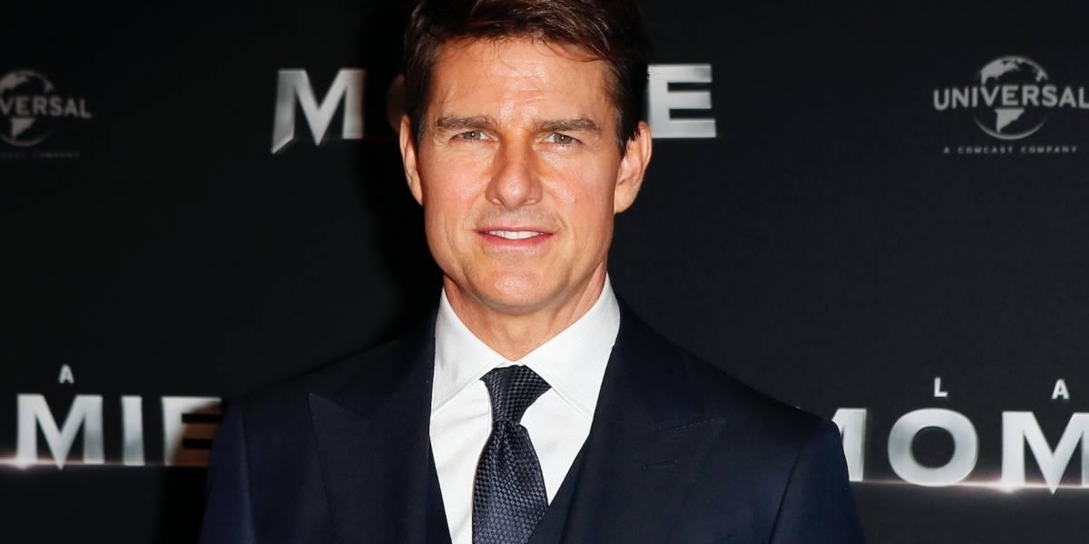 Fractura de Tom Cruise detiene rodaje de Misión Imposible