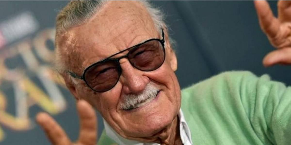 Stan Lee envía cálido mensaje a protagonista de Black Panter