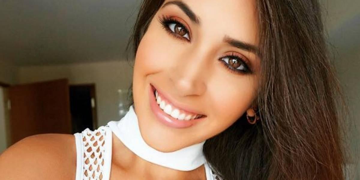 Catalina Morales ya es abogada