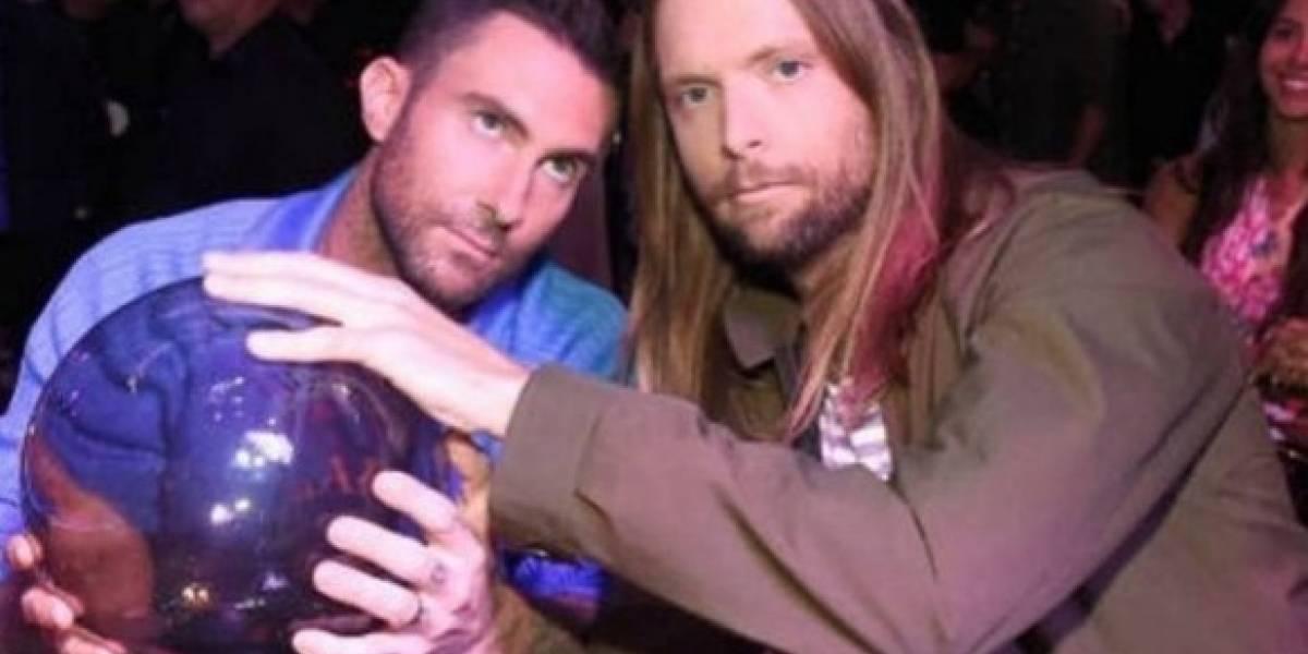 Esta broma de Maroon 5 casi mata del susto a sus seguidores
