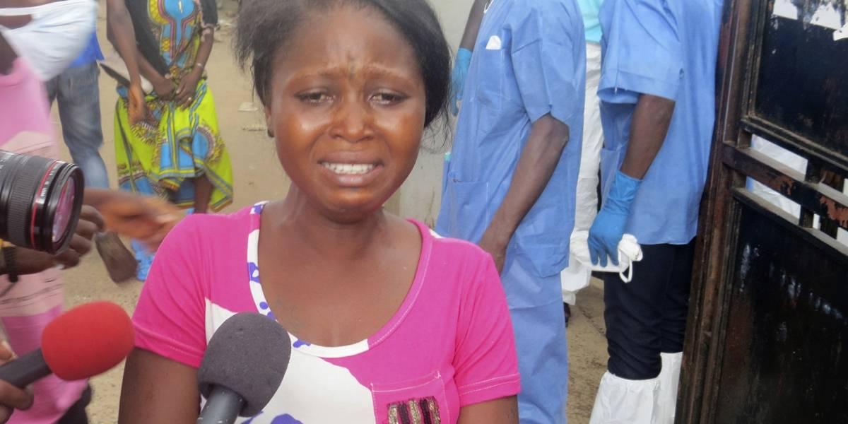 Sierra Leona: mujer pierde a 28 familiares en deslaves