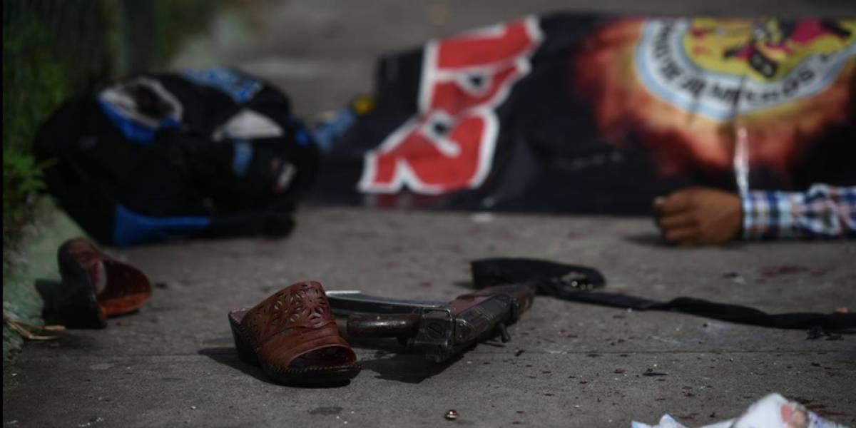 Varias personas fallecidas y heridas por tiroteo en el hospital Roosevelt