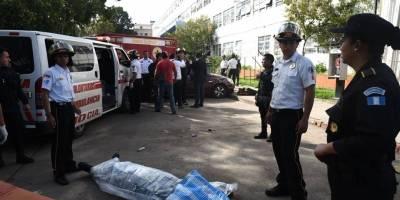 Ataque armado en hospital de Guatemala deja al menos 6 muertos