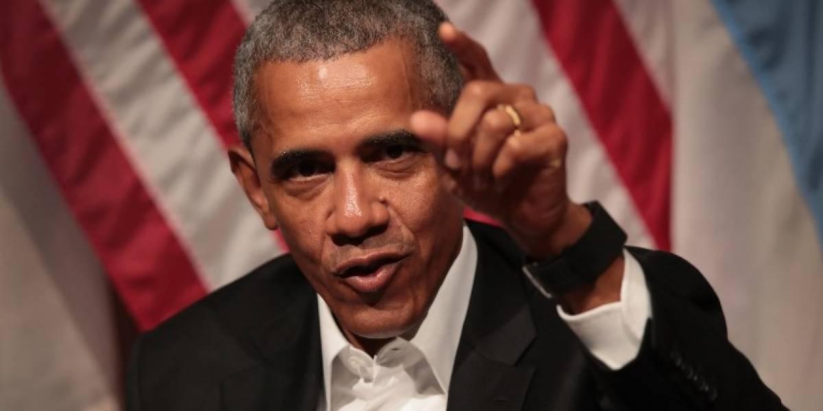 Tuit de Barack Obama se convierte en el más popular de la historia