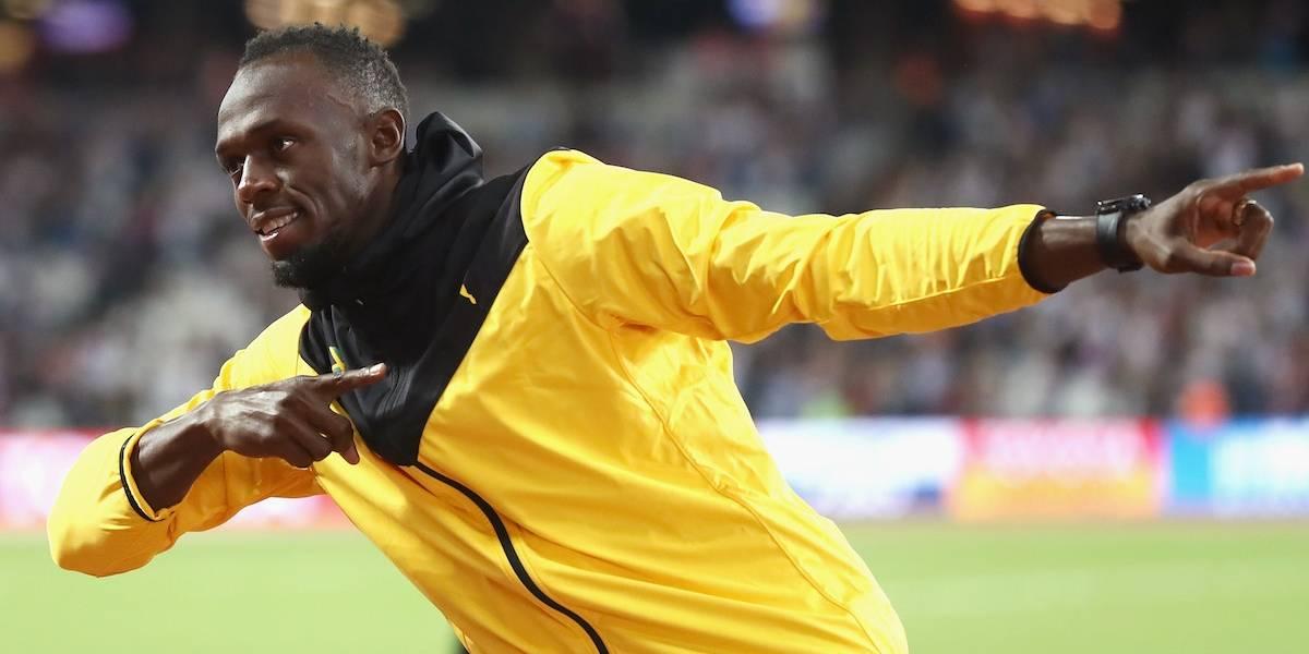 El equipo inglés que ya le hizo un ofrecimiento a Usain Bolt