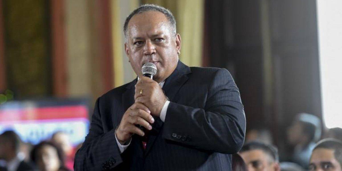 La Unión Europea presiona a Diosdado Cabello y otros altos funcionarios de Venezuela con sanciones