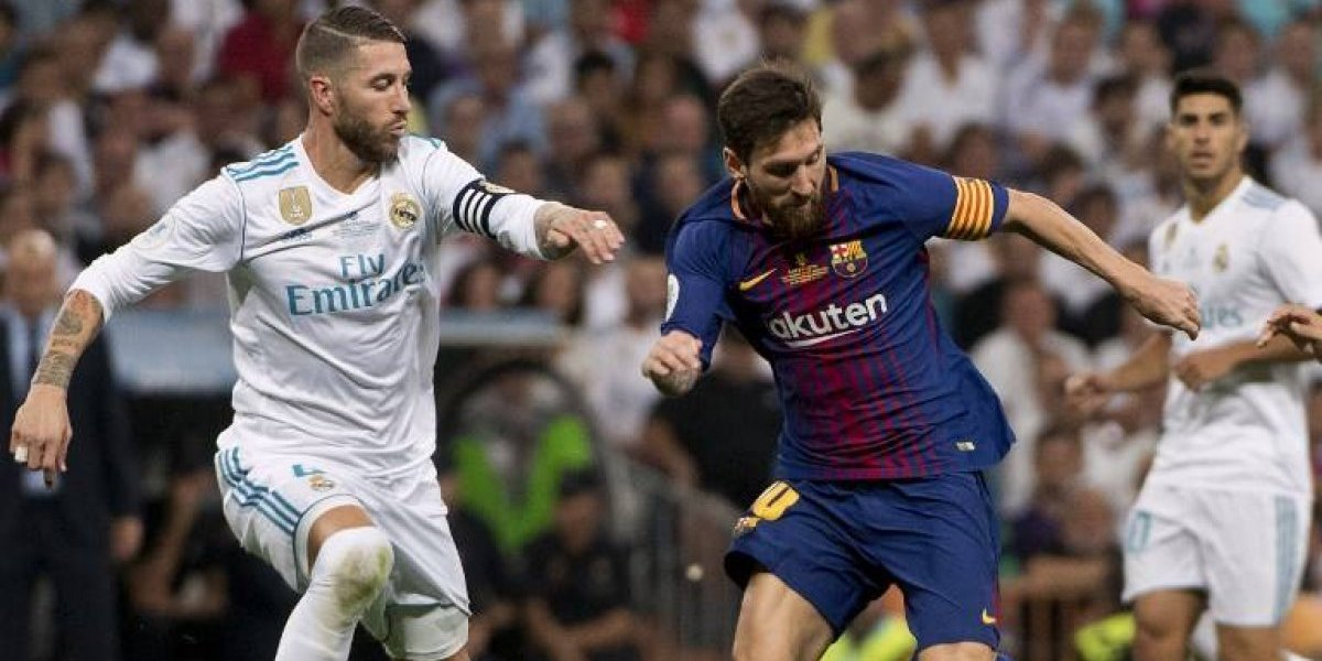 Otra vez Messi: el duro y feo insulto del argentino a Sergio Ramos en la Supercopa española