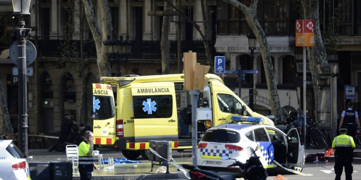 Jornadas de terror en España: ¿Cómo fueron los ataques en Barcelona y Cambrils?