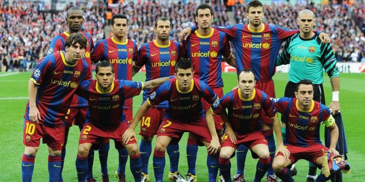Un jugador que ganó todo con el FC Barcelona ha decidido retirarse