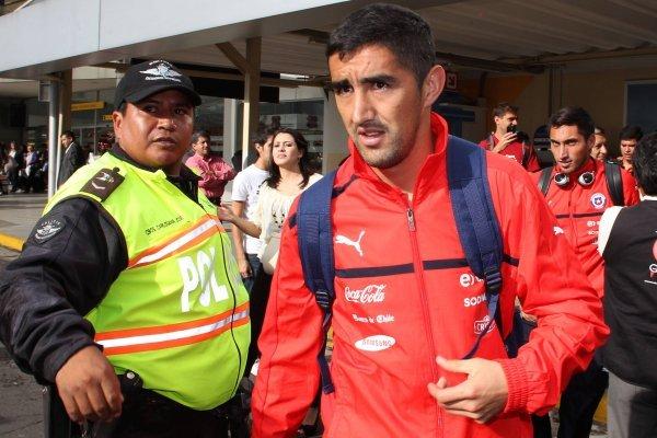 Osvaldo González vuelve a la selección chilena / imagen: Photosport