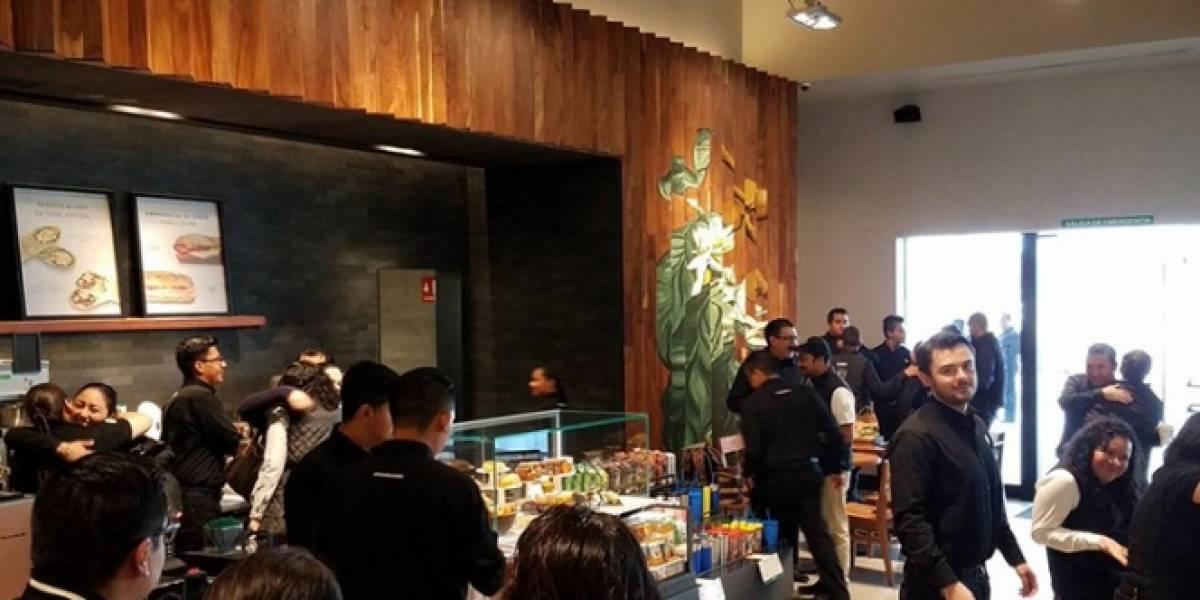 Starbucks abre sus puertas en Tlaxcala