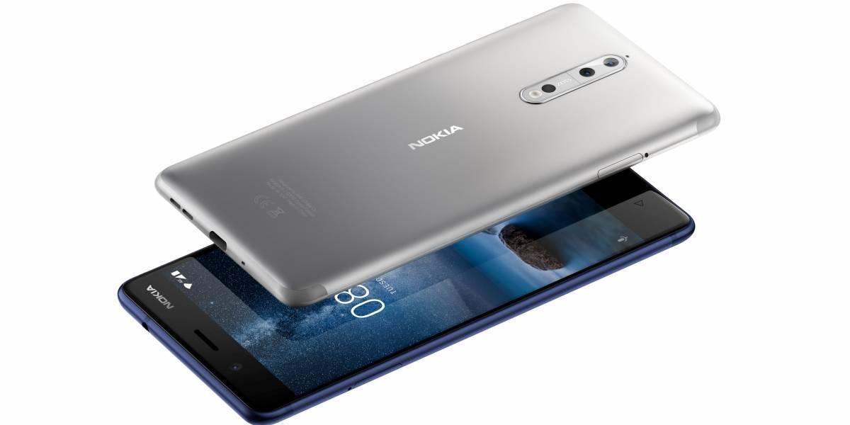 Resultado de imagem para Nokia 8