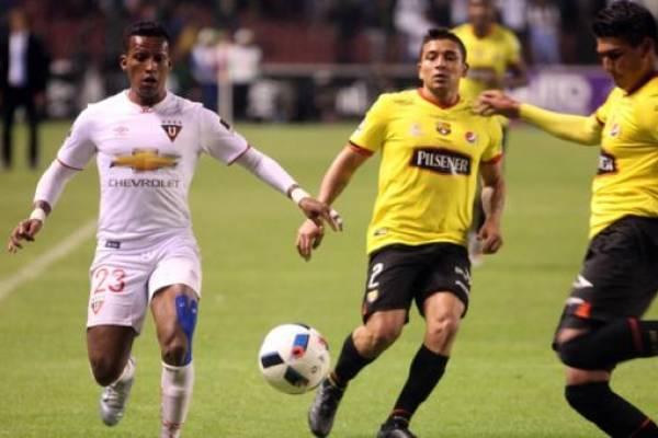 Precios de entradas para Liga de Quito vs Barcelona SC