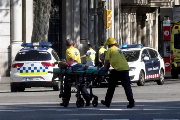 Atentado de Barcelona,  patrón similar a otros ataques en Europa
