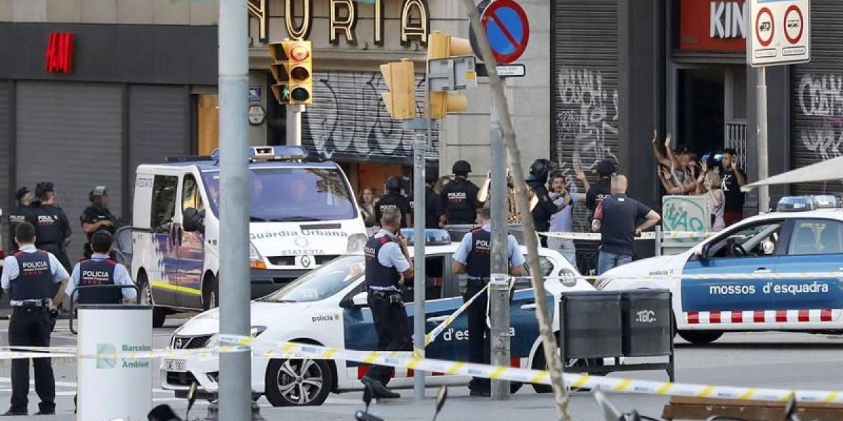 Resultado de imagen para ataque barcelona