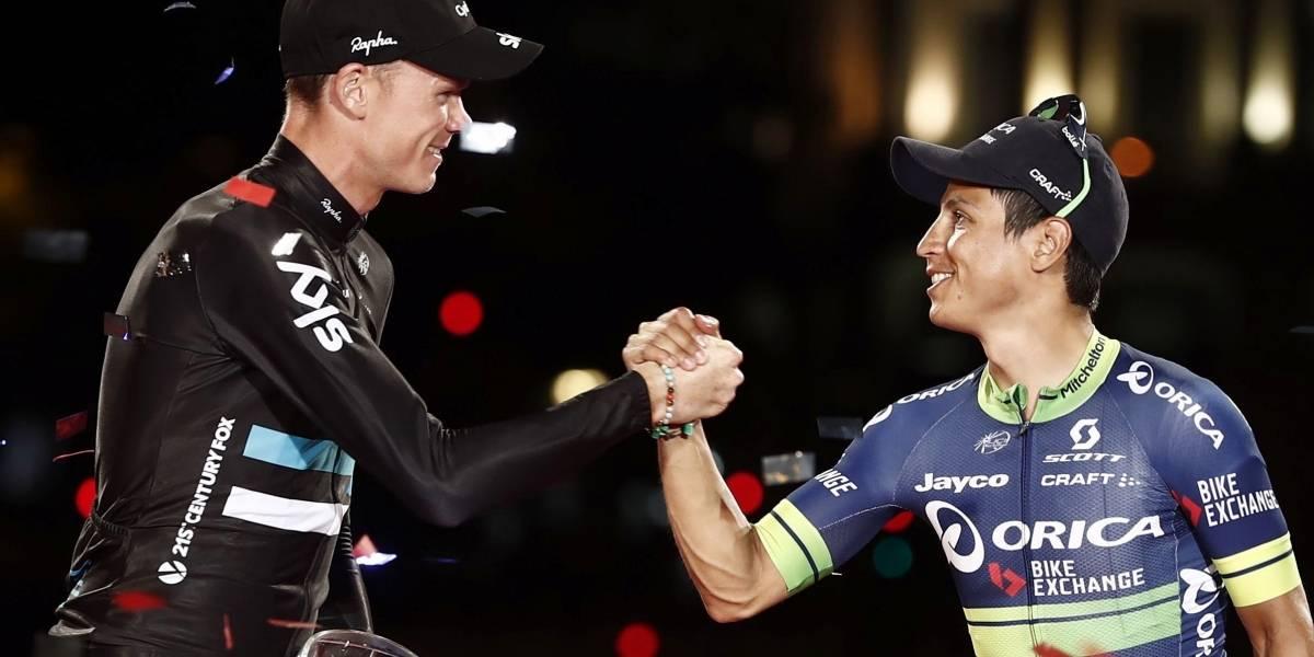 Los principales aspirantes a ganar la Vuelta a España