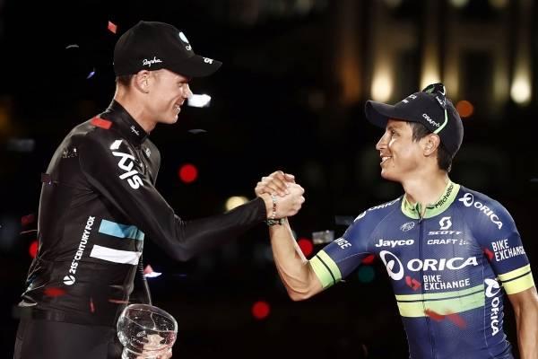 Aspirantes a ganar la Vuelta a España
